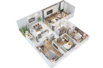 Bán chung cư The Legacy lãi suất 0% 12 tháng, giá chỉ từ 32 tr/m2 căn thô