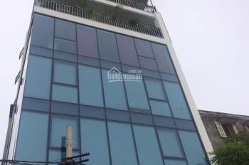 Chính chủ cho thuê mặt phố Nguyễn Phong Sắc  , Cầu Giấy . DT: 90 m * 6,5 tầng .Thông sàn. Thang máy