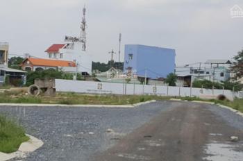 Cần bán lô đất SHR 100% thuộc dân cư Gia Phú đường 8m điện nước sạch đường Vĩnh Lộc BC 0904 339 101