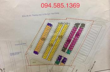 Nhượng lại lô 40m2 khu DV4 vòng xuyến Văn Giang giá rẻ nhất khu 094.585.1369