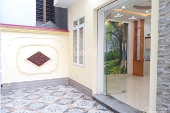 Bán gấp! Giá rẻ cho khách thiện chí, bán căn nhà độc lập khung cột ở Kiều Sơn ngõ ô tô 4 tầng