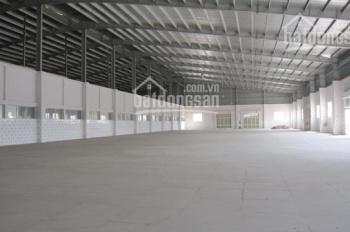 Cho thuê kho xưởng KCN Thạch Thất Quốc Oai, Hà Nội, diện tích 2000m2