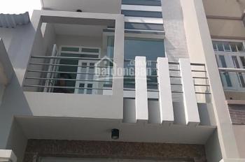 Bán nhà hẻm 391 đường Sư Vạn Hạnh, phường 12, Q10, 4x18m, hầm, 1 lửng, 4 lầu, 17 tỷ