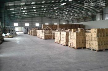 Cho thuê kho xưởng Hồ Chí Minh (95 ngàn/m2), diện tích từ 100m2 đến 1600m2 có bảo vệ 24/24h