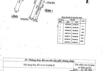 Bán gấp nhà MT đường Tân Hiệp 10, Hóc Môn, đường 12m, DT 5x25m thổ cư 100%, LH: 0938938625