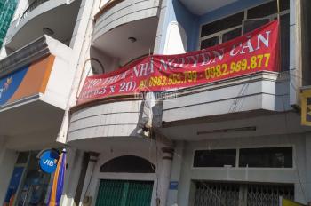 Cho thuê nhà góc mặt tiền 177 Võ Văn Tần