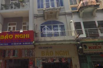 Cần tiền gấp nên muốn bán nhanh nhà mặt tiền Điện Biên Phủ, q3, diện tích 5x19m. LH 0909127477