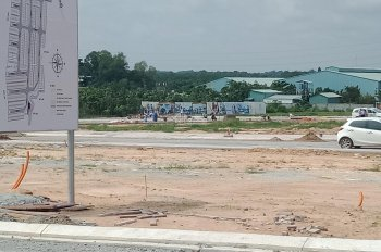 Bán lô đất lớn nằm ở phường Tân Định, thị xã Bến Cát, tỉnh Bình Dương, 100m2, 600 triệu