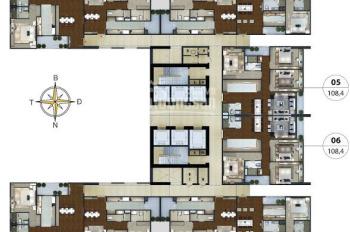 Bán căn 09 tầng cao tòa N01-T5 khu Ngoại Giao Đoàn. LH: 0965 818 895
