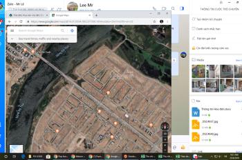 Cho thuê cặp đất Nam Hòa Xuân Block B2-15 đấu lưng Nguyễn Phước Lan, diện tích 10 x 22,5m