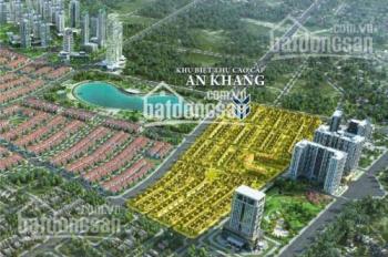 Biệt thự An Khang Nam Cường, DT 198m2 hướng TN giá rẻ, LH 0979.008.590