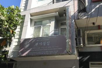 Cho thuê Villa nhà nguyên căn 3 lầu đường lớn MT CỬU LONG F2 Tân Bình  DT 8.5-25m .