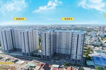 Bán lại căn hộ Heaven Cityview, Q. 8, nhận nhà ở liền, 55m2, giá 1,77 tỷ - LH 0908434810