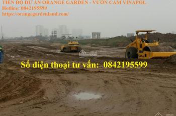 Bán 10 lô đất biệt thự Orange Garden Vườn Cam Vinapol, Vân Canh, Hoài Đức 0842195599