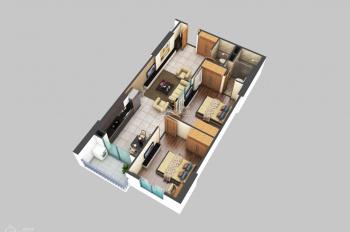 Bán căn hộ cao cấp 75.5m2 Lideco Hạ Long