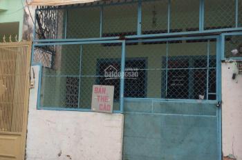 Bán trả nợ gấp căn nhà cấp 4 cũ, tại hẻm Lê Đình Cẩn, Q. Bình Tân, giá 1 tỷ 5