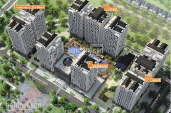 Bán căn hộ The Art Gia Hòa căn góc 68m2, 2 phòng ngủ, 2WC full NT giá 2.35 tỷ đã có sổ