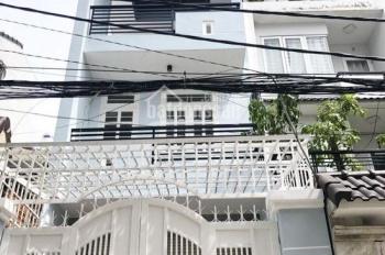 Bán gấp nhà đẹp 2 lầu (4x16m) nở hậu 10m Tân Hòa Đông Q. 6