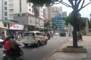 Cho thuê tòa nhà MT Hoàng Việt ngay KS Đệ Nhất P4 TB 12x20m, 2 hầm, 8 lầu, 2 thang máy. 0903337247