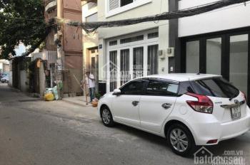 Nhà sau lưng Vincom Nguyễn Thái Sơn cắt Dương Quảng Hàm 4 lầu xe hơi quay đầu xe vào tận nhà hẻm 7m