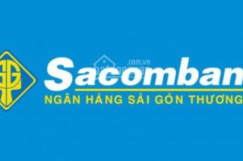 Ngân hàng Sacombank thông báo ngày 30/6/2019 hỗ trợ thanh lý 40 nền đất liền kề Aeon Bình Tân