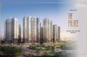 Tôi cần xoay vốn bán căn hộ The Palace Residence 2 phòng F5.01, giá 3 tỷ 900 triệu - 0909867445