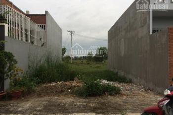 Bán gấp đất MT đường nhựa 20m, thổ cư hêt đất 100m2, xây nhà được ngay