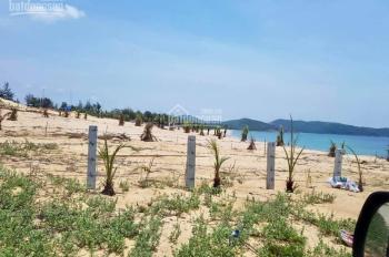 Bán đất mặt biển Bãi Chàm, thuộc khu Hòa Lợi lô đôi 230m2, giá 1,7 tỷ. Liên hệ 0971789246