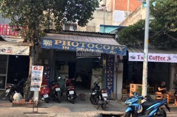 Bán nhà mặt tiền sung 62 đường Lê Thúc Hoạch, (4mx22m), (11 tỷ), cấp 4 phường Phú Thọ Hòa