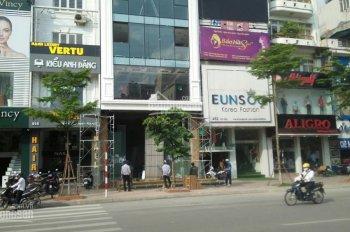 Cho thuê nhà mặt phố Nguyễn Phong Sắc rẻ nhất quận Cầu Giấy. MT 4m, chỉ 27 triệu/tháng