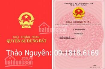 Bán nhà mặt phố chợ Phan Văn Trường-Cầu Giấy DT 65m2*3T, mặt tiền 5m Thảo Nguyên: 09.1818.6169