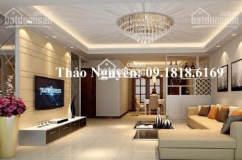 Bán chung cư 17T1 Trung Hoà Nhân Chính DT 119m2 thiết kế 2PN, 2WC ban công hướng mát giá TT
