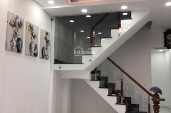 Bán nhà HXH đường Chu Văn An, P12, BTh, 3.5 x 11, 1 trệt 1 lầu, Giá 4,35 tỷ TL, Nhà mới ở liền