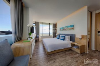 Cho thuê khách sạn đường Mỹ Khê 2 - kết cấu 6 tầng, 12 phòng khách sạn, lh :  0905 494 976