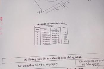 Chính chủ cần bán gấp lô đất 63.3m2 một sẹc Thạnh Xuân 21, hẻm xe hơi 7 chỗ.