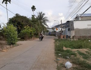 Cần bán đất dân cư sổ hồng từng nền Vĩnh Trung Nha Trang giá rẻ lh 0899360630
