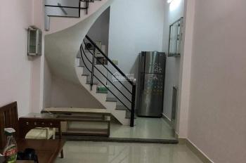 Bán nhà riêng hẻm TK 17 đường Nguyễn Cảnh Chân, Q1