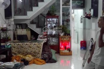 Bán nhà 1 trệt 1 lầu, 4x18m(72m2) thổ cư toàn bộ, gần cây xăng Quang Phú, nhà cực kỳ tâm huyết