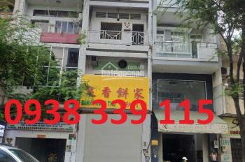 Chính chủ bán gấp nhà 2 mặt tiền Nguyễn Trãi, P8, quận 5, 4x20m, 3 lầu. 0938 339 115