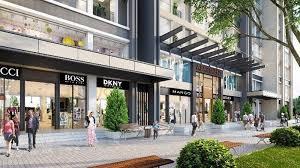 Cho thuê căn shophouse mặt tiền Phú Hoàng Anh 255m2, chiều ngang 18m, 2 tầng 40tr/th. LH 0948090705