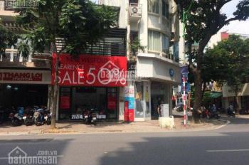 Cho thuê cửa hàng mặt phố Phố Huế, diện tích 60m2 x 2 tầng, mặt tiền 6,5m, nhà riêng biệt
