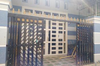 Bán nhà trệt lửng đã hoàn công, trục chính hẻm 379 Trần Quang Diệu