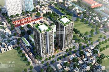 Duy nhất suất ngoại giao căn 123m2 view khuôn viên tại Thống Nhất Complex, giá 3,7 tỷ nhận nhà ngay