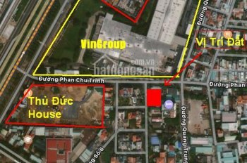 Bán nhà mặt tiền 436m2, gần ngay góc Quang Trung với Phan Chu Trinh, P. Hiệp Phú, Quận 9