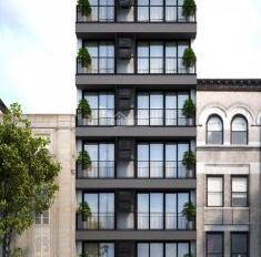 Cho thuê toà Nhà căn hộ 8 tầng, DT 110m, xây hiện đại, thang máy đường Nhật Chiêu, Tây Hồ HN