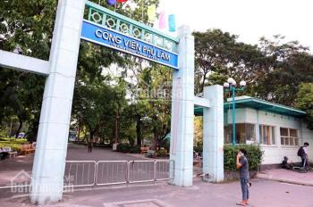 Đất thổ cư 80m2 MT Kinh Dương Vương, P13, Q. 6, kế bên công viên Phú Lâm và rạp chiếu phim, SHR