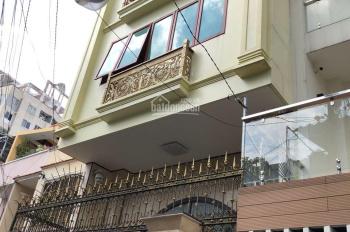 Bán nhà mặt tiền hẻm xe hơi Trần Quang Diệu DT:5x20 Trệt 3 lầu nhà mới dọn vào ở ngay giá:17 tỷ TL
