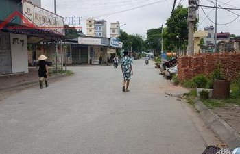 Chính chủ bán lô đất 80m2 khu chung cư Liên Hà, Đông Anh, Hà Nội