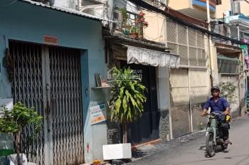 Bán nhà mặt tiền đường Bến Phú Lâm, phường 9, Quận 6. DT: 3,2x15,8m 1 lửng giá 6 tỷ TL