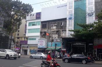 Chia tài sản bán nhà 2 MT Nguyễn Thị Minh Khai - Cống Quỳnh DT 13.5x32m GPXD 2 hầm, 10 lầu, 145 tỷ